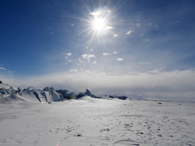 UN weather agency confirms new record 18.3C temperature in Antarctica, says it's 'consistent with climate change'
