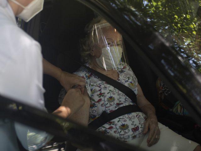 Brazil backs booster Covid shots for immunosuppressed and older citizens