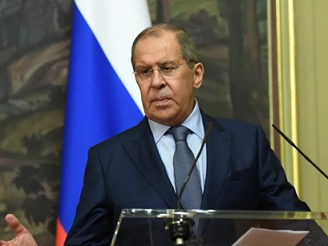 Russia Does Not Want to See US Troops in Central Asia, Foreign Minister Says