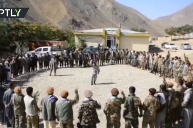 'We want peace, but ready for war': Panjshir resistance projects confidence as it braces for Taliban offensive (VIDEO)