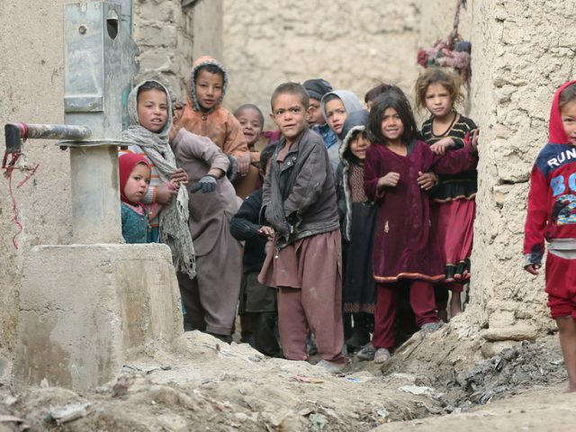 UNICEF says SEVEN children were killed in Kabul drone strike that US said targeted ISIS-K terrorists
