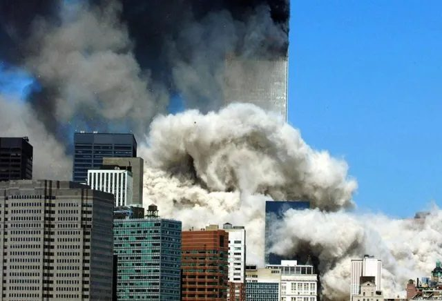 Day of the Planes: A 9/11 excerpt from 'The Management of Savagery'