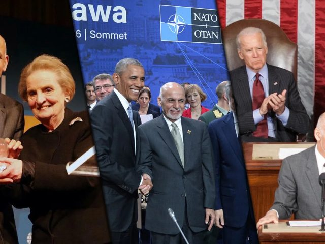 How elite US institutions created Afghanistan's neoliberal President Ashraf Ghani, who stole $169 million from his country