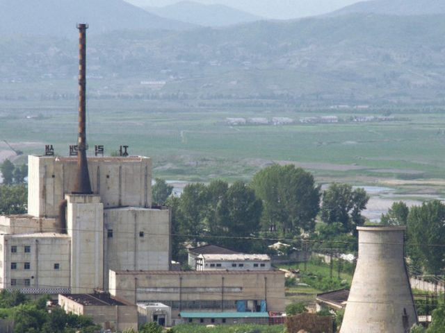 North Korea has apparently restarted its Yongbyon nuclear reactor, IAEA says, citing satellite imagery