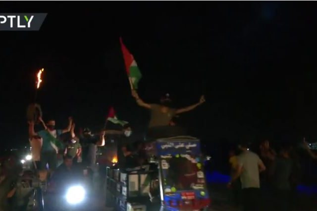 At least 1 Palestinian killed, 5 injured by Israeli gunfire during violence at Gaza protests (VIDEO)