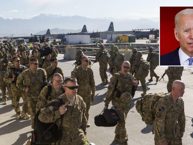 Russia welcomes Biden's pledge that Afghanistan is 'end of era' for US interference abroad, saying world may be quieter in future