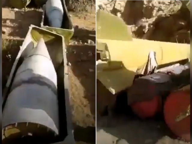 Taliban discovers cache of Soviet-made BALLISTIC MISSILES in Panjshir Valley (VIDEO)