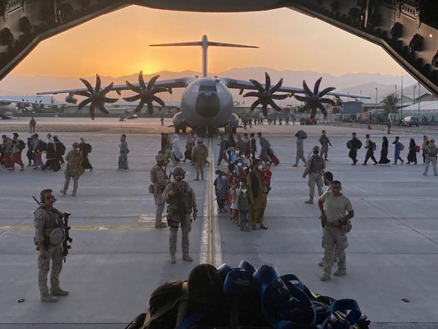 EU foreign affairs chief proposes new reactive force, as Afghan crisis highlights bloc's military shortfalls