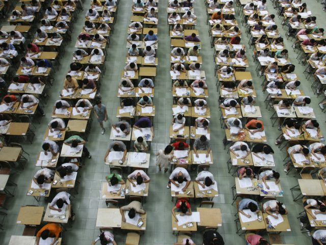China bans exams for six- and seven-year-olds over concerns about 'physical and mental health'