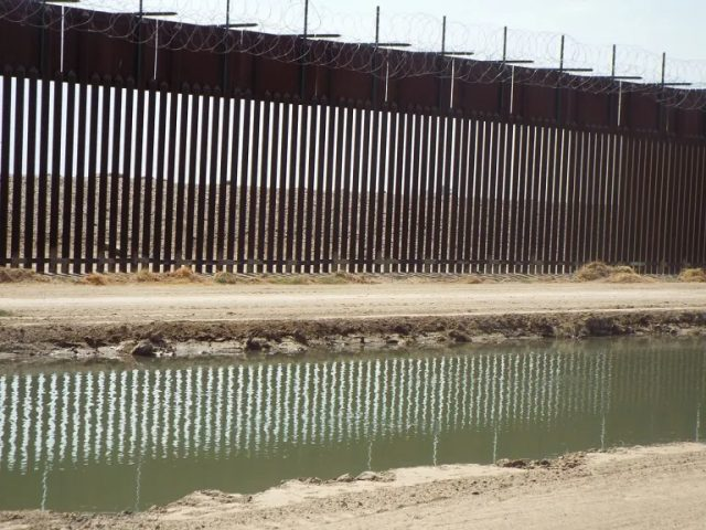 For the US, the climate plan is more walls and armed agents at the US-Mexico border