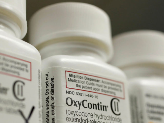 OxyContin maker files for bankruptcy faced with over 2,000 lawsuits over opioid epidemic