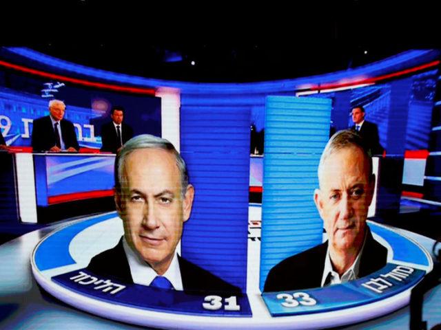 Israeli election suspense: Even if Netanyahu beats Gantz, forming coalition would be challenging
