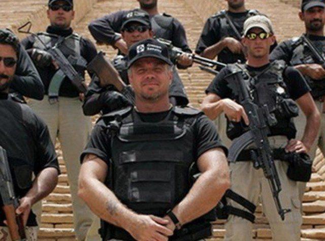 Mercenaries and the privatization of war