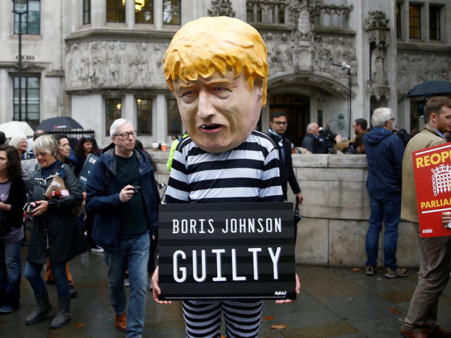 Boris must resign v destruction of democracy: Opinion divided after Supreme Court rules BoJo's suspension of parliament 'unlawful'