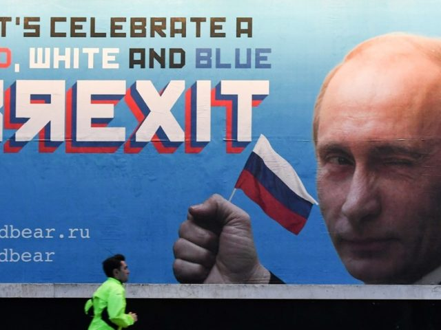 Claim Russia caused Brexit crumbles as probe into Leave.EU funding finds no evidence of wrongdoing