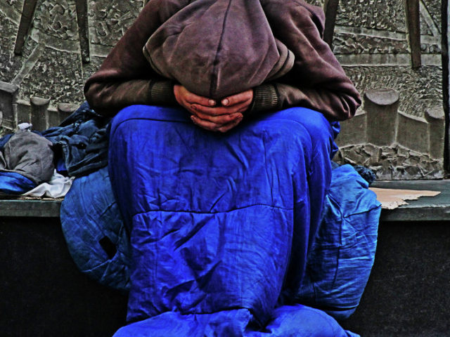 Homeless person in the UK England, Wales Saw Biggest Rise in Deaths of Homeless People in 2018 – Statistics Office