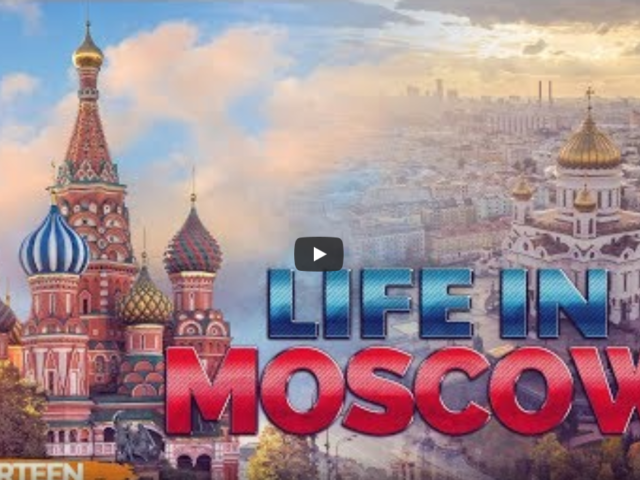 What Living in Russia Is Really Like – Doug Hilton