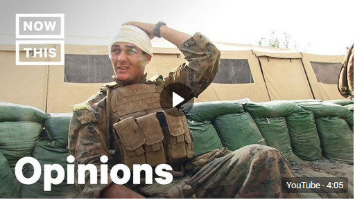 Marine Vet Exposes Controversial Footage of War Through His Own Eyes | Opinions | NowThis