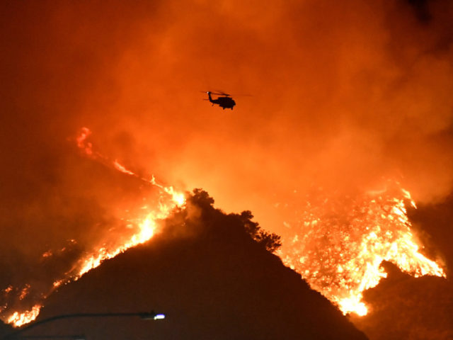 California nightmare: Insult to injury as fires and power cuts turn Golden State into dystopia