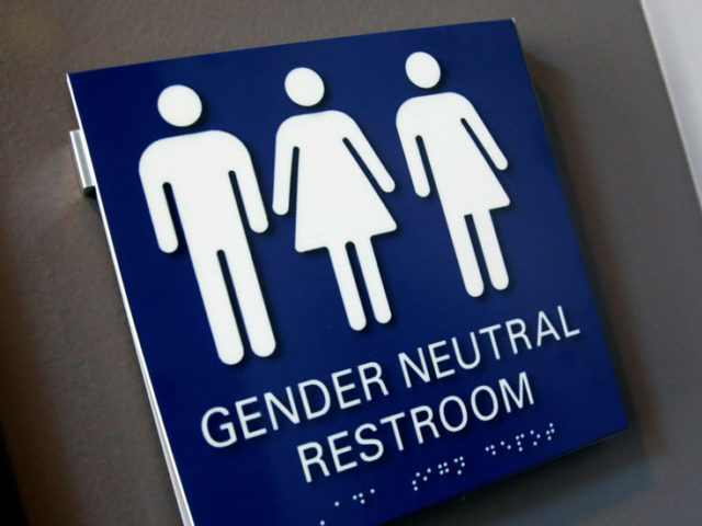 Parents outraged as girls 'too embarrassed to pee' in London primary school UNISEX TOILETS
