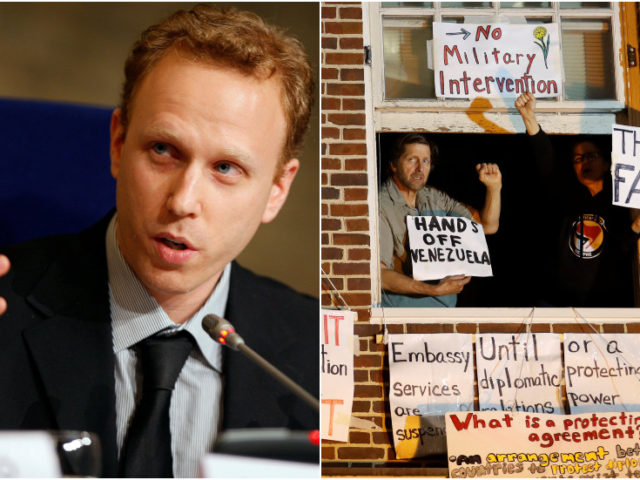 'Political persecution': Max Blumenthal arrested in DC police raid, held for 2 days on phony charges over Venezuela embassy siege