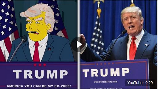 10 Simpsons Jokes That Came True