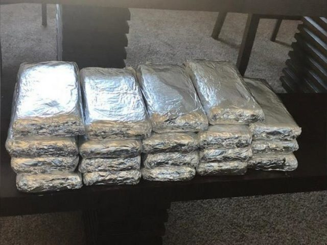 Illegal opioid haul found in Ohio is so huge authorities called it 'chemical warfare' (PHOTO)