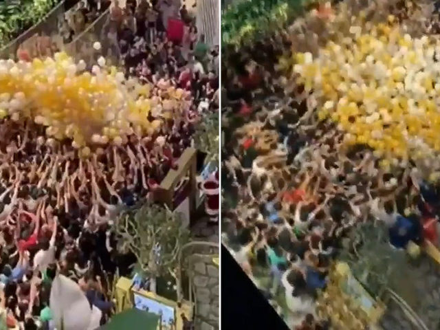 Crushed for deals: Five Christmas shoppers hospitalized in Sydney after balloon drop gift card gimmick sparks STAMPEDE (VIDEO)