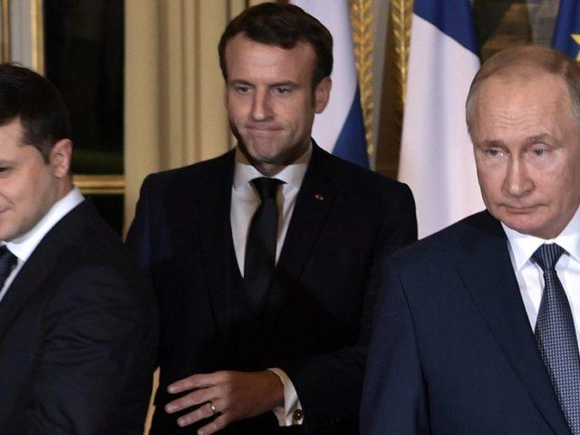 Key takeaway from Ukraine peace talks in Paris is that Zelensky's best friend is Putin