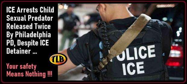 ICE Arrests Child Sexual Predator Released Twice by Philadelphia PD, Despite ICE Detainer