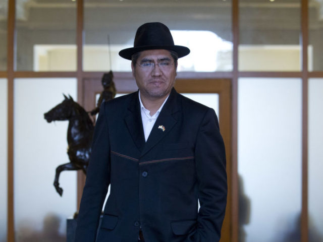 ormer Bolivian Foreign Minister Diego Pary Ready to Join Presidential Race in 2020