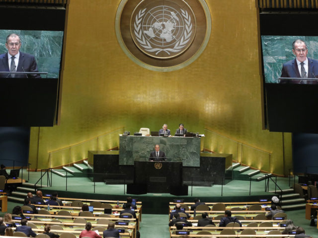 'Democratic talks to replace club interests': UNGA approves Russian-drafted resolution against cybercrime despite US opposition