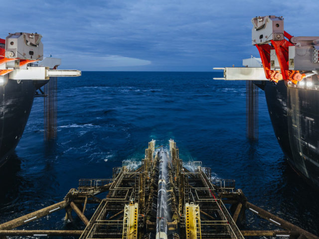 Serbia will soon receive Russian natural gas via Turkish Stream pipeline