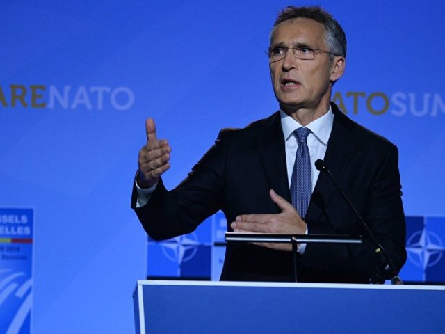 Live Updates: NATO Leaders Summit on Bloc's 70th Anniversary: Day One
