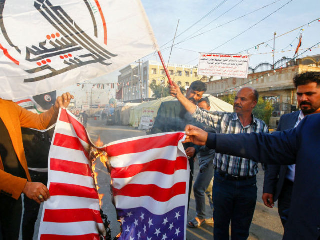 Live Updates: US Staff in Baghdad Secure as Pentagon Mulls Sending More Troops Amid Protests