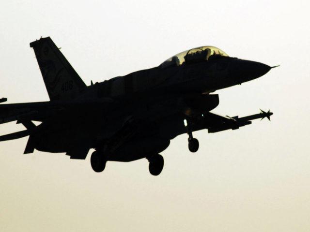 Israeli jets strike Gaza in retaliation after rocket siren forces Netanyahu to seek shelter