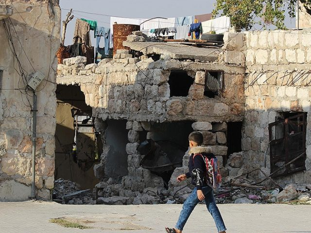 Atrocities by terrorists against Syrian children ignored by Western media covering conflict from comfort of offices elsewhere