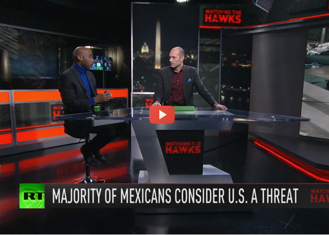 Exploring universal basic income & Mexican sentiment towards US