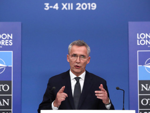 NATO Secretary General Stoltenberg says alliance should seek better relations with Russia, signals willingness to meet with Putin