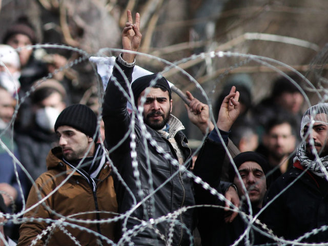 Standing up to Turkey: Austria's chancellor is the only EU leader prepared to call out President Erdogan over weaponizing refugees