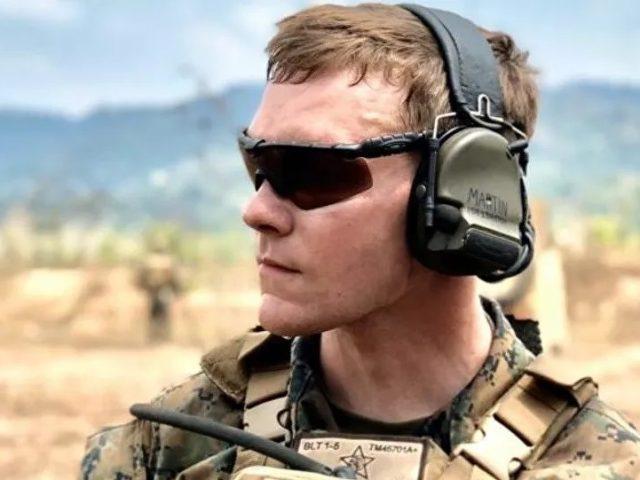 Photos: US Marine Under Investigation for Sharing Alleged White Supremacist Propaganda