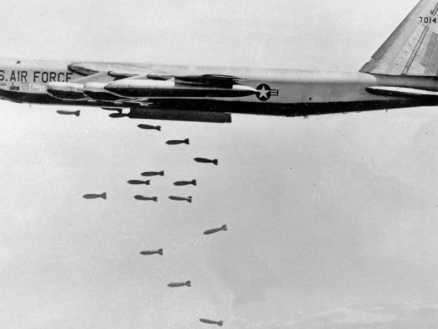 A Little Help From Their Friends: How Vietnam Withstood Largest Bombing Campaign in Human History