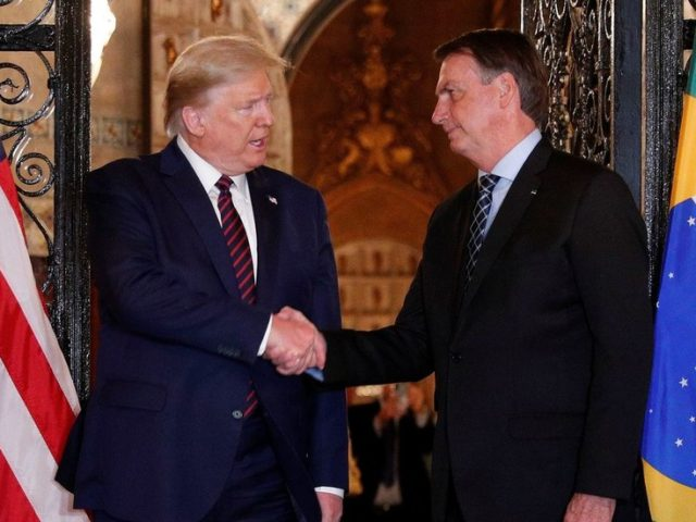 Brazil's Bolsonaro, who met Trump last week, tests 'POSITIVE' for Covid-19, local report claims