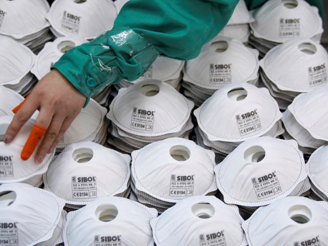 China sending one MILLION masks & gloves to France following shipment to crisis-hit Italy
