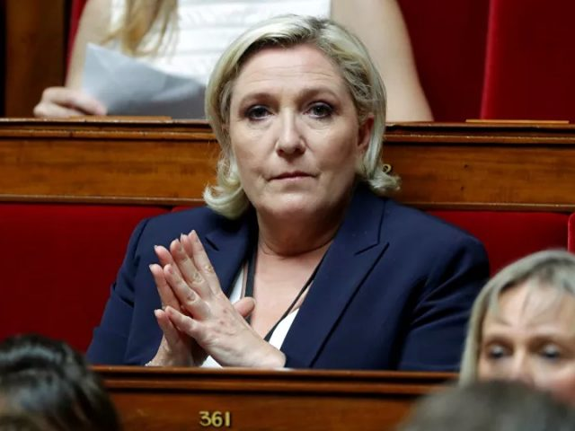Marine Le Pen Says It's Reasonable to Question If COVID-19 Was 'Lab-Produced