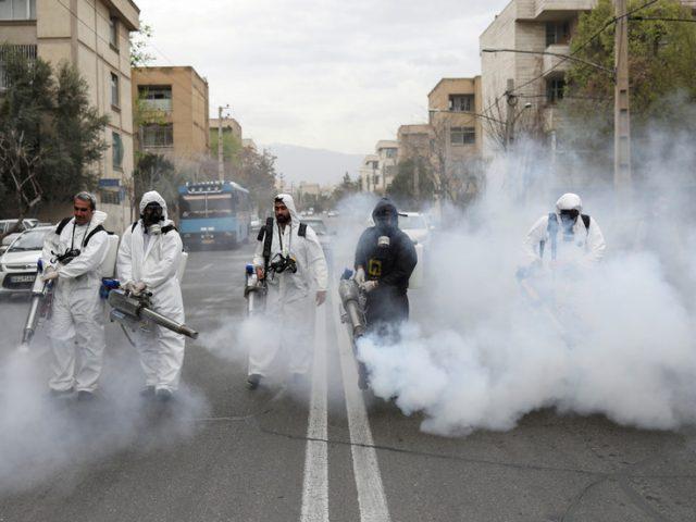 Iran's coronavirus death toll reaches 2,234 with 157 new fatalities