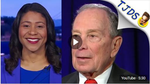 Bloomberg Endorsed By Mayors Of Color! WTF?!?