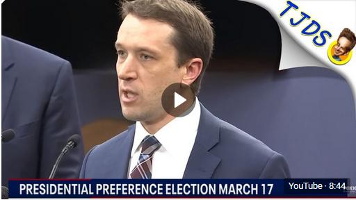 Arizona Election Official Bizarrely Announces Poll Closings