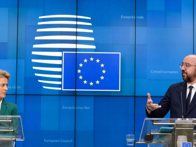 EU leaders agree to close external borders to limit coronavirus spreading – President of EU commission