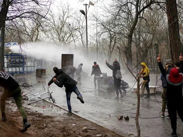 Syria's Envoy to Russia Says Erdogan Using Refugee Crisis as Leverage Against European States